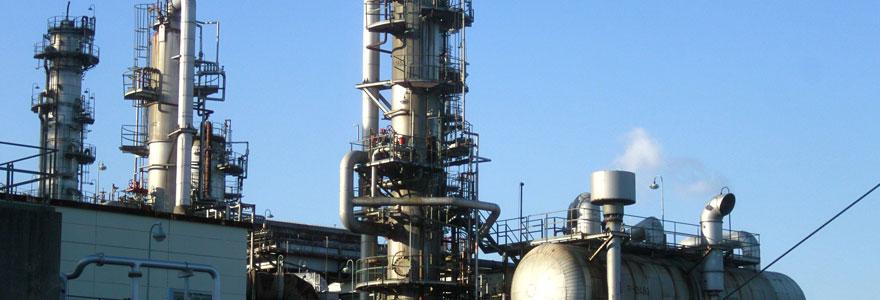 colonnes de distillation