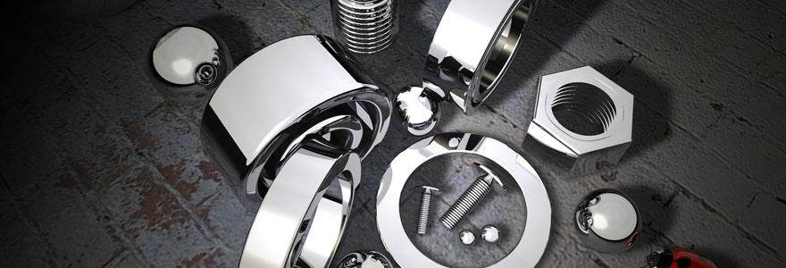 commander des pièces métalliques sur mesure