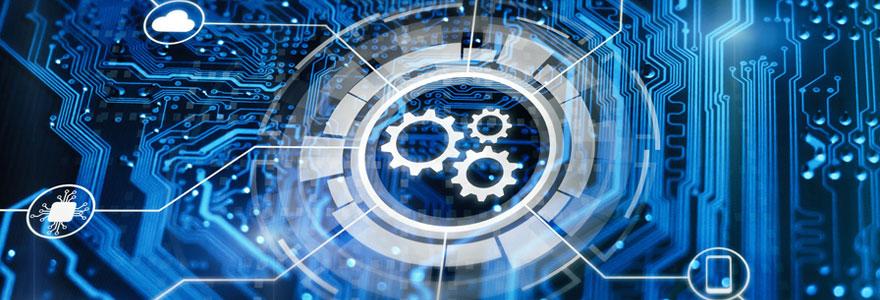Automatisation de processus industriels